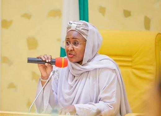 Aisha Buhari says pillow talks in the villa is not a thing (Aishambuhari/Instagram)