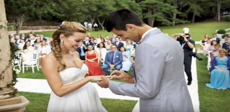 Đoković svadba