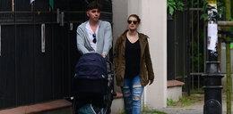 Polska aktorka roztyła siępo ciąży