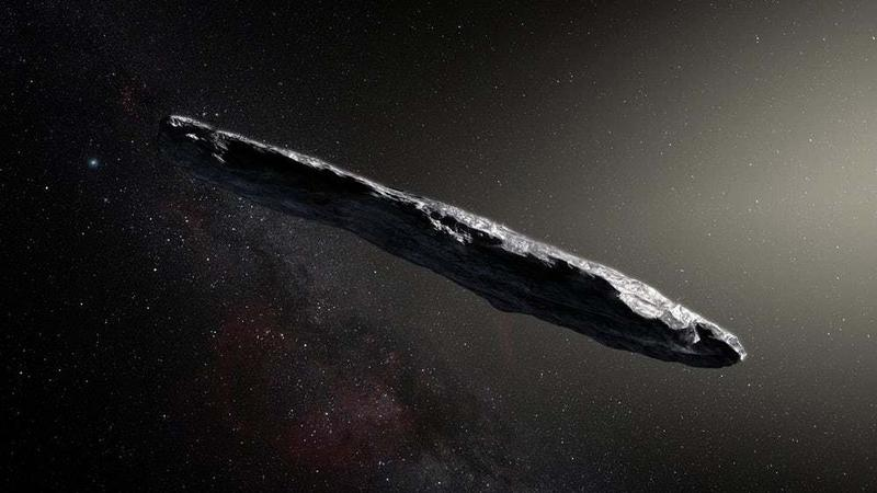 Ani kometa, ani asteroida - naukowcy wciąż nie są pewni jak zakwalifikować gościa spoza Układu Słonecznego