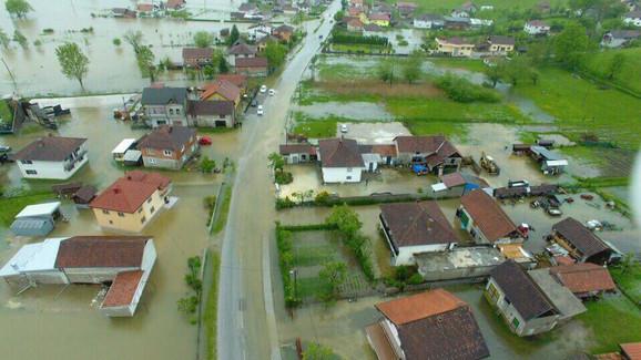Poplave u Bosni