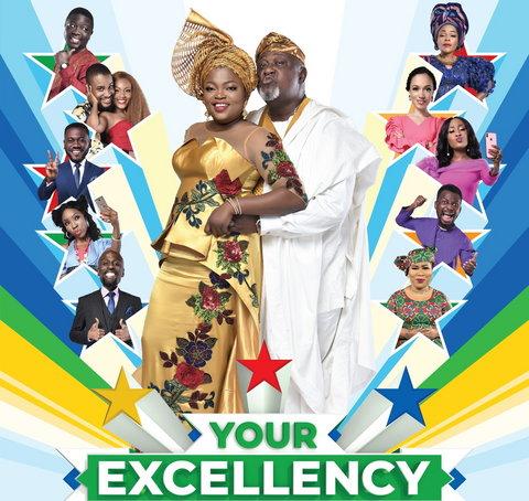 Funke Akindele-Bello's 'Your Excellency' released December 2019 [EbonyLife Films]