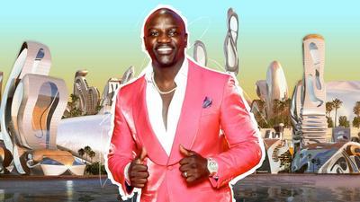 "Le projet ""Akon City"" s'exporte en Ouganda"