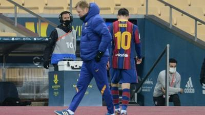 Recovery and redemption at stake for Barca and Bilbao in Copa del Rey final
