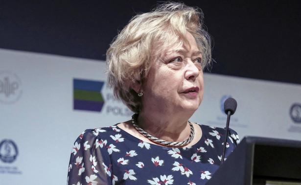 To władza polityczna odpowiada za zniszczenie Trybunału Konstytucyjnego - napisała Małgorzata Gersdorf