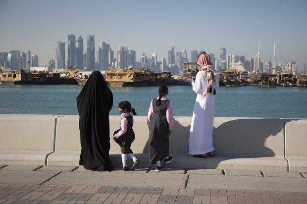 Katarska rodzina