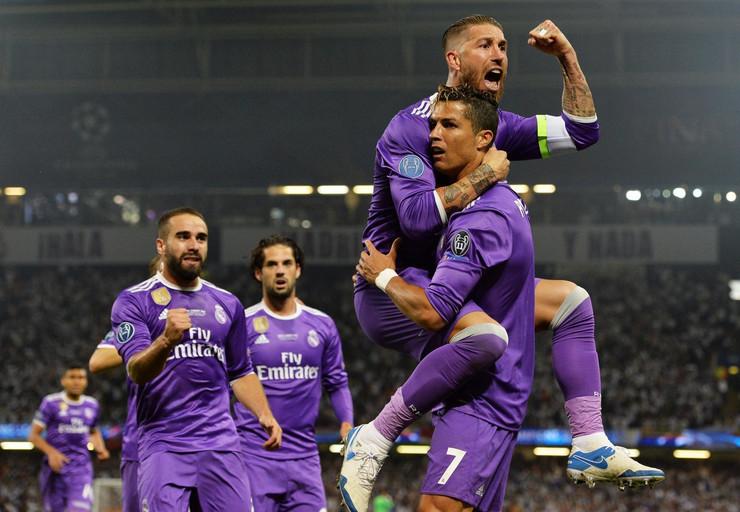 Liga šampiona, finale