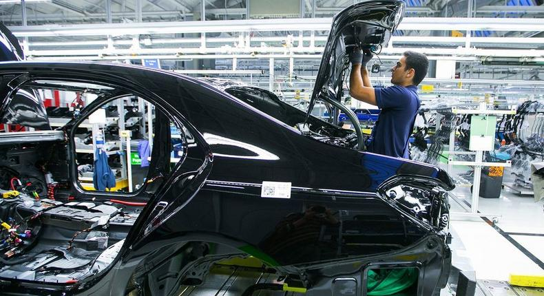 VW, Toyota to begin assembling cars in Ghana this year