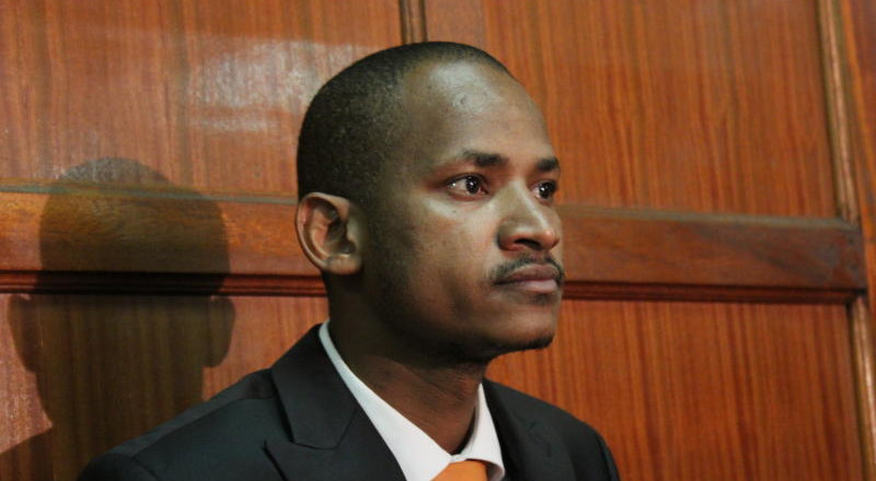 Good news for Babu Owino after court gives direction in DJ Evolve attempted murder case