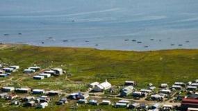 Zmiana klimatu zmusza mieszkańców miejscowości na Alasce do przeprowadzki
