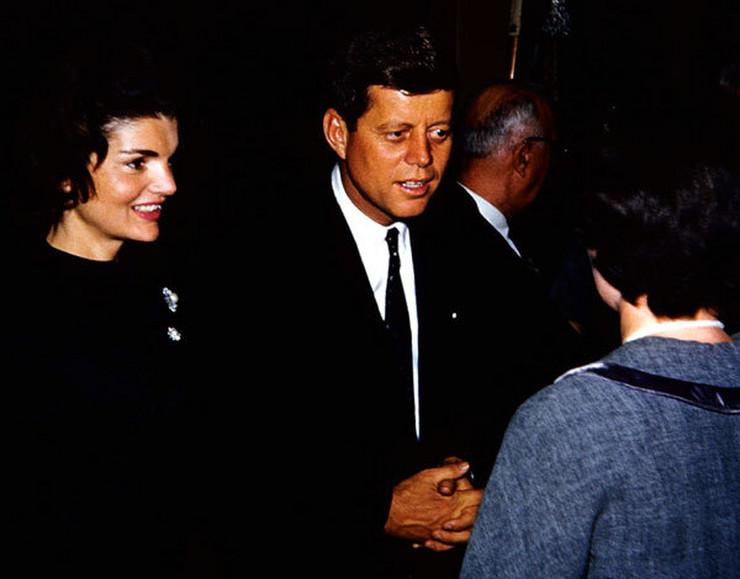 Džon Kenedi i Džeki Kenedi