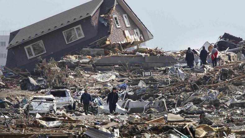 W Japonii znów zatrzęsła się ziemia! 4 stopnie w skali Richtera