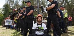 Bronili Puszczy Białowieskiej. Policja chce karać