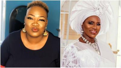 Actress Iya Rainbow says she begged Princess to drop molestation case against Baba Ijesha