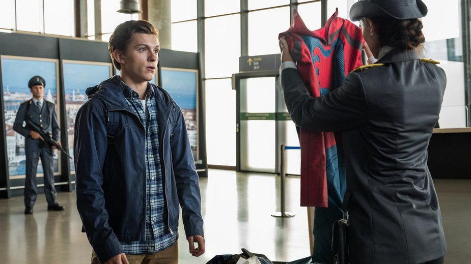 """Spider-Man: Daleko od domu"" - kadr z filmu"