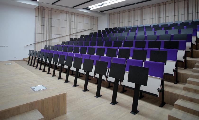 Nowa akademia muzyczna w Lodzi