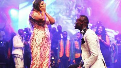 King Kaka's sweetheart pens down explosive message days after proposal