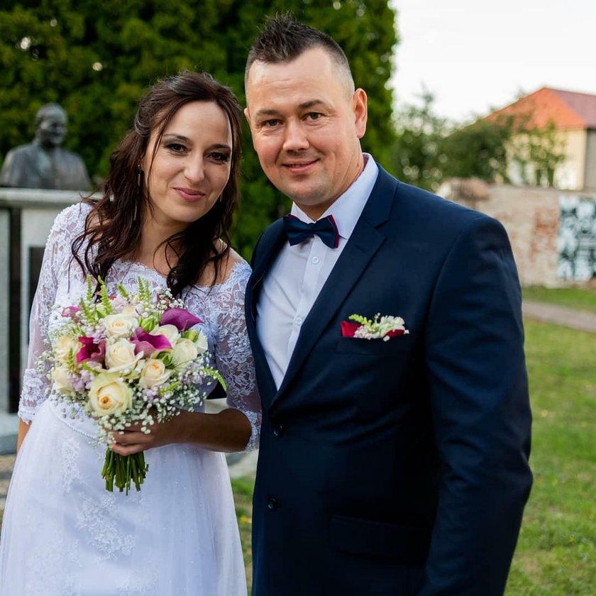 """Kasia i Piotr z programu """"Rolnik szuka żony"""""""