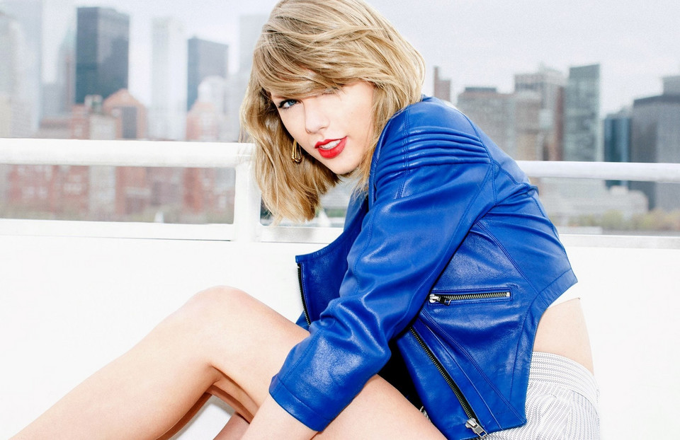 Taylor Swift w 2014 roku