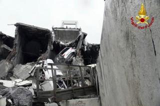 Katastrofa w Genui: Śledztwo wszczyna także francuska prokuratura