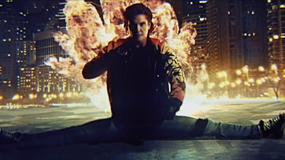 "David Hasselhoff - teledysk ""True Survivor"" do filmu ""Kung Fury"""