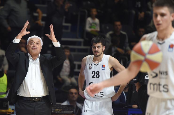 KK Partizan, KK Olimpija