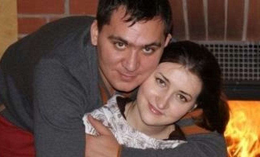 Władimir Halimon z żoną