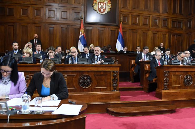 Skupština Srbije, Budžet, Aleksandar Vučić, Ministri, Vlada Srbije