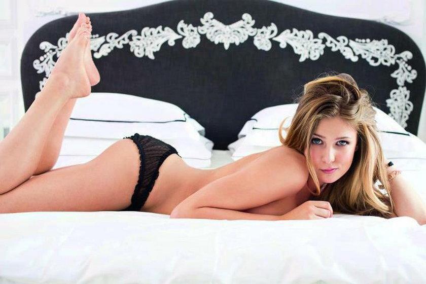 Marta Wierzbicka w Playboyu