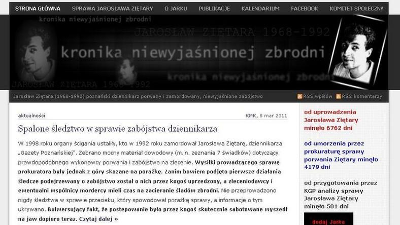 Porwali i zabili dziennikarza. Gorzej niż w sprawie Olewnika?