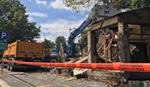 Bageri nastavljaju sa rušenjem objekata iznad Slavije