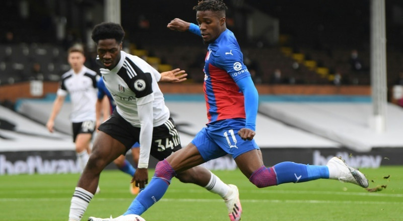African footballers in Europe: 'Zaha a hard player to stop'