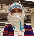 Przejmujące wyznanie księdza, który spowiada i udziela ostatnich namaszczeń w Szpitalu Narodowym
