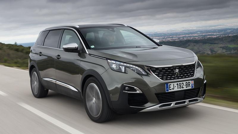 Nowy Peugeot 5008