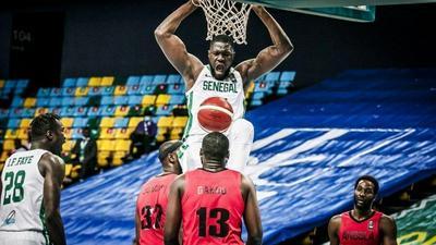 Afrobasket: Sénégal vs Côte-d'Ivoire à 15H00 GMT, les Lions face à des Géants