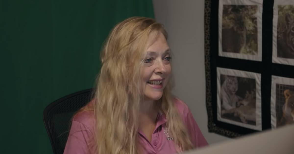 """""""Tiger King"""": Carole Baskin verkauft private Videos auf Cameo an ihre Fans – zu Wucher-Preisen"""