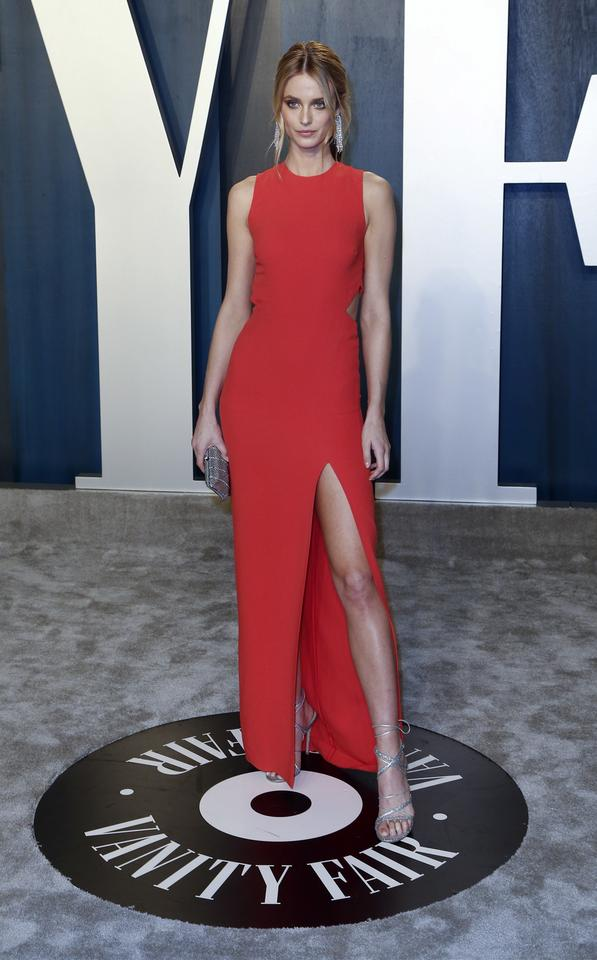 Oscary 2020: Kate Bock na Vanity Fair Oscar Party
