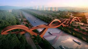 Mobius w Changsha - najdziwniejszy most w Chinach