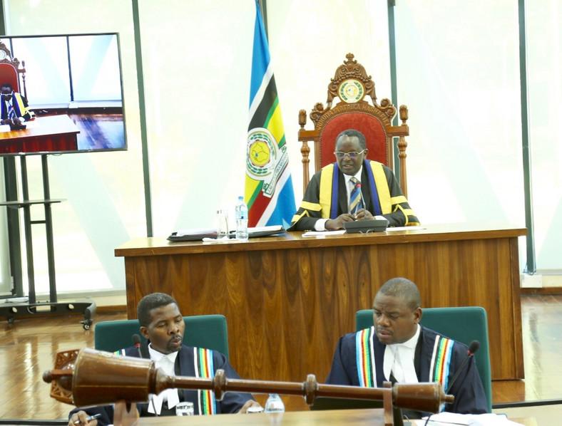 East African Legislative Assembly. (eala)