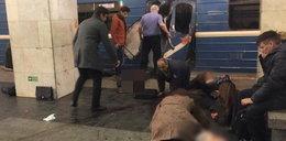 Wybuch w Petersburgu. Wiele ofiar eksplozji w metrze