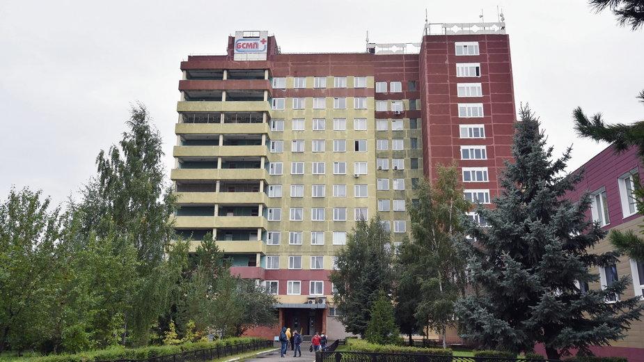 Szpital w Omsku