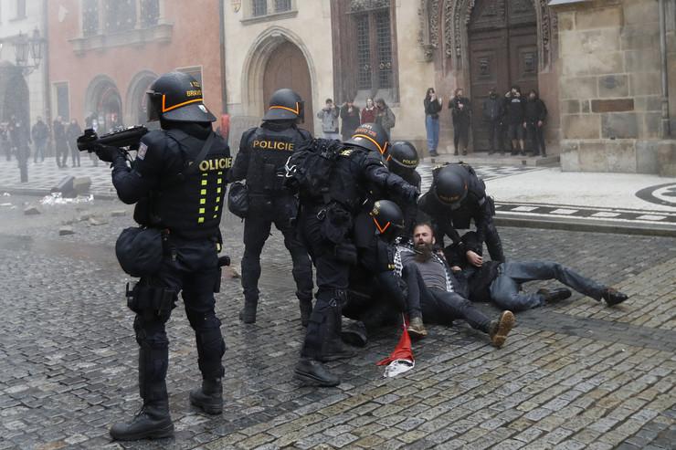 Prag demonstracije