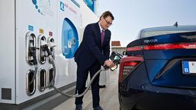 Pierwsza stacja tankowania wodoru w Belgii już otwarta
