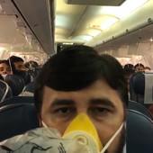 HOROR NA NEBU Putnicima tekla krv iz nosa i ušiju, avion prinudno sleteo, a razlog je SKANDALOZAN (VIDEO)
