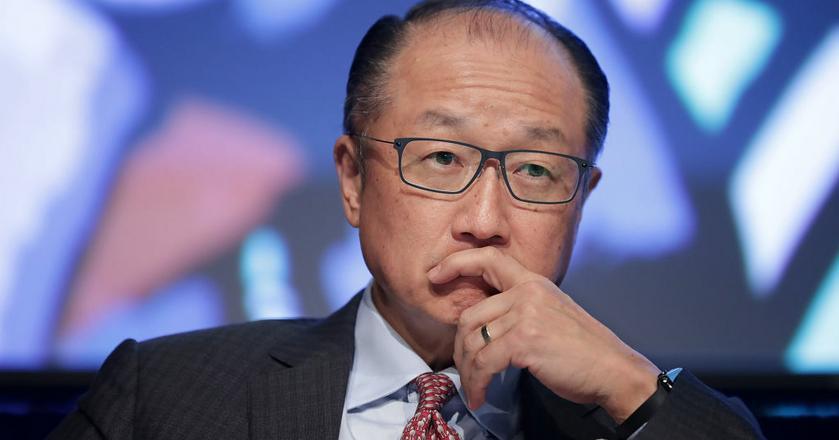 Jim Yong Kim, prezydent Banku Światowego, ma złe wieści o rynku pracy w krajach rozwijających się