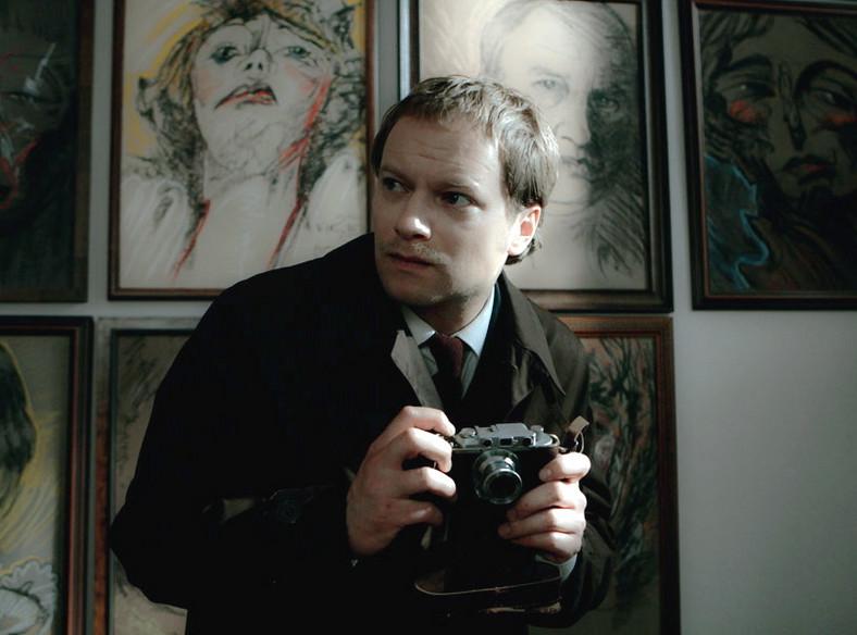 """Maciej Stuhr w filmie """"Mistyfikacja"""""""