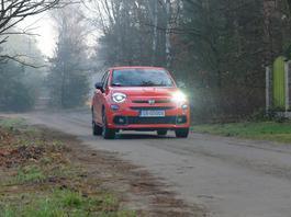 Fiat 500X 1.3 DCT Sport - to nie usterka, to cecha!