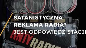 Polska stacja radiowa propaguje satanizm? Jest komentarz