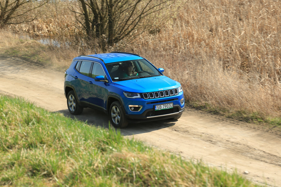 Jeep Compass 1.4 Tmair 4x4 AT