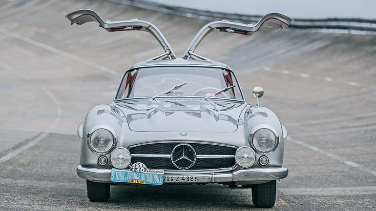 Mercedes 300 SL – aukcja w Nowym Jorku